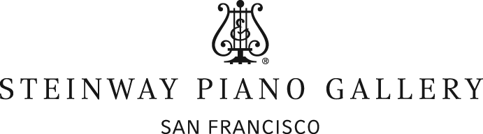 Festival pianos provided by Steinway & Sons, San Francisco