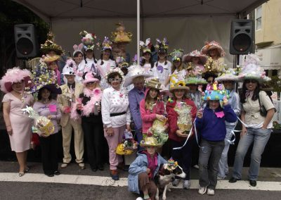 easter bonnet winners
